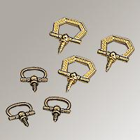Decorative Ring Hangers - 32