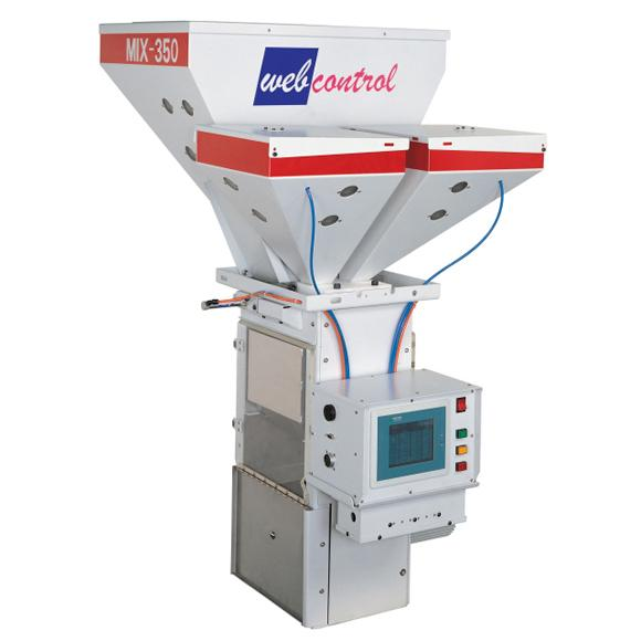 Gravimetric Batch Blenders - MIX-350