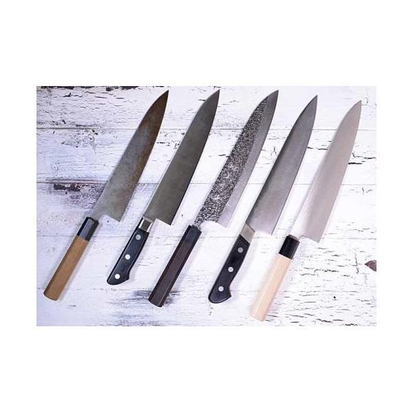 Basic Guide to Different Japanese Knife Types!!salesprice