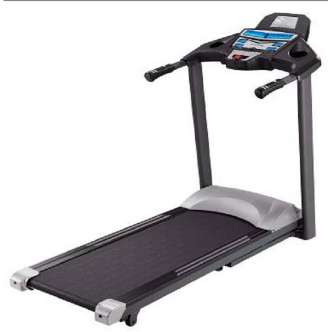 MOTORIZED FOLDALBE TREADMILL