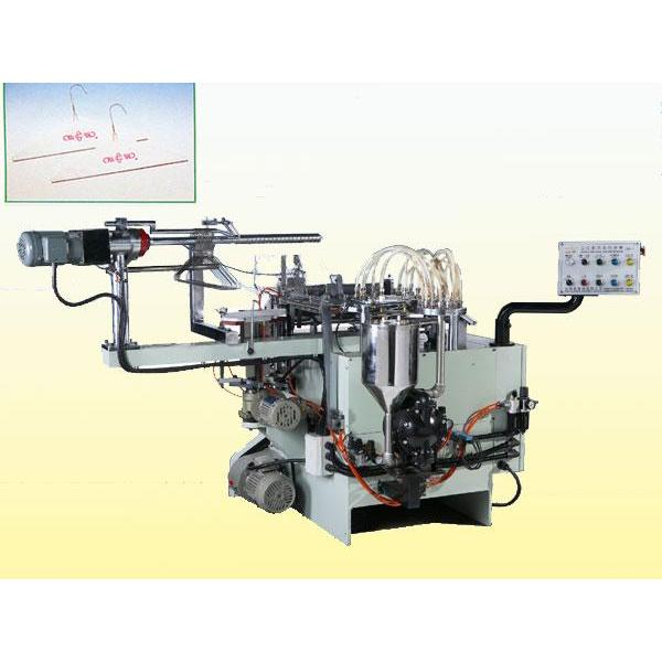 Automatic Wire Hanger Paper Wrapping Machine (Cape Hanger) - CHP-1