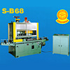 Automatic Vertical Can body shaper with spin flanger - S-B68